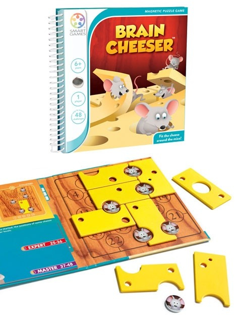 Brain Cheeser - Joc de logică 1