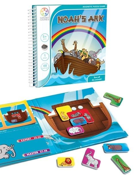 Joc de logica magnetic Noah's Ark 1