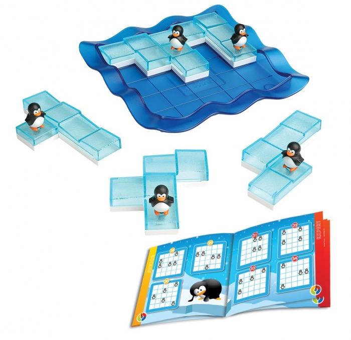 Penguins On Ice - Joc de logică 2