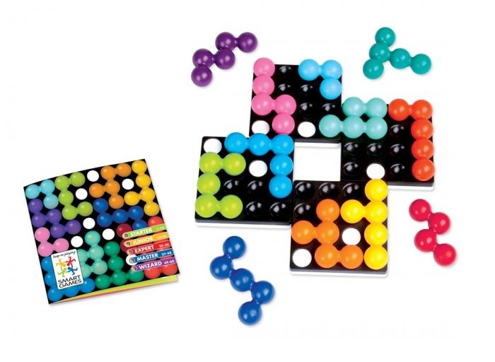 Quadrillion - Joc de logică 1