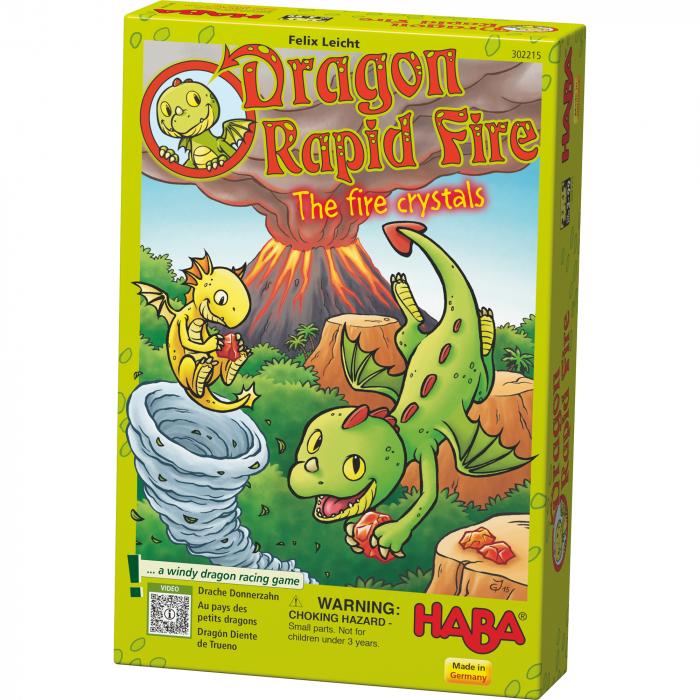 Dragon Rapid Fire – The fire crystals - Dragonul rapid - Joc de familie [0]