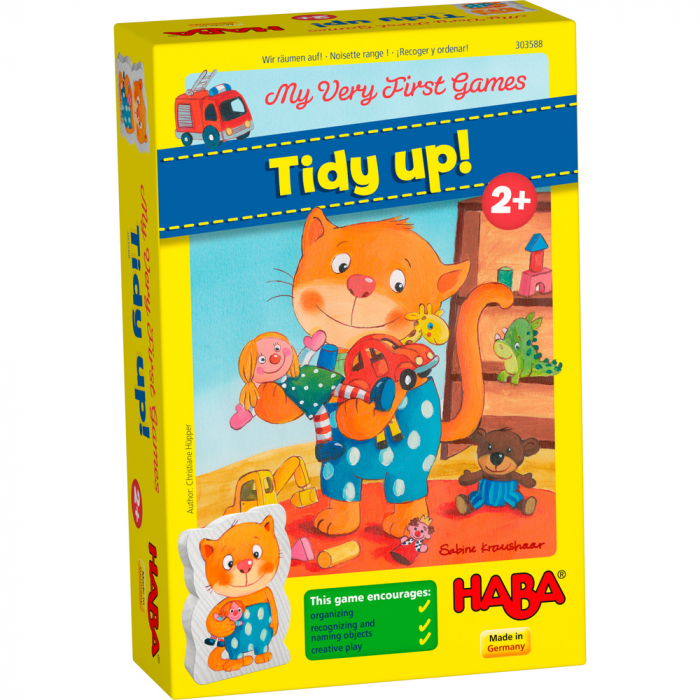 Tidy up! - Strangem jucariile 0