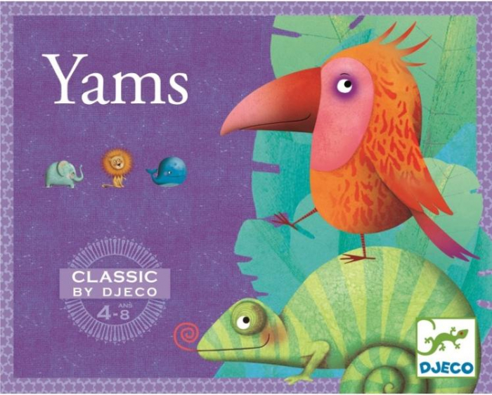 Yams - Joc de strategie 0