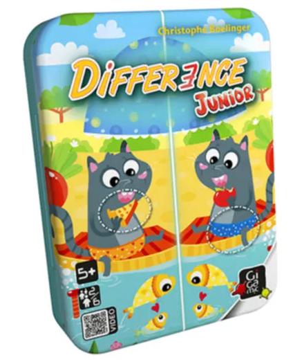 Difference Junior - Joc de familie 0