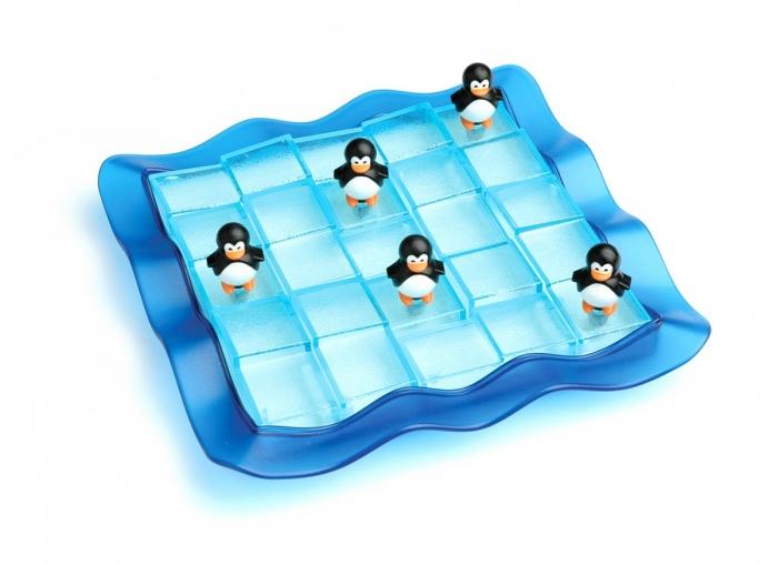 Penguins On Ice - Joc de logică 1