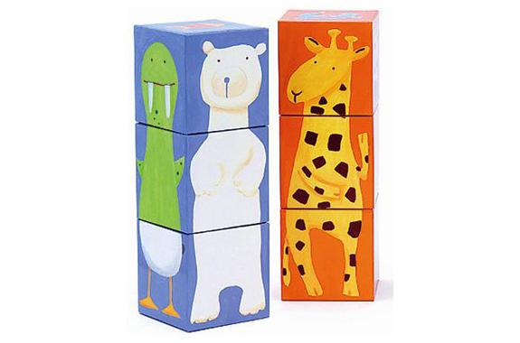 Cuburi animale amuzante 2
