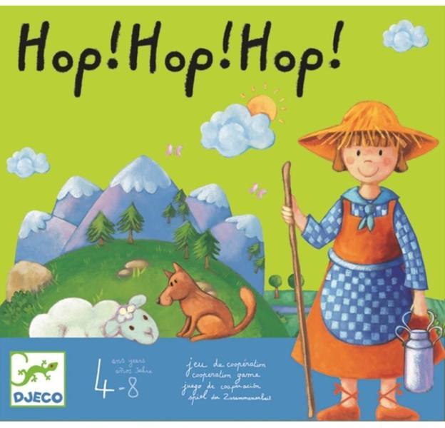 Hop! Hop! Hop! - Joc de cooperare [0]