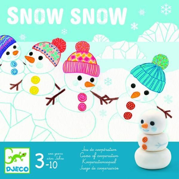 Oamenii de zăpadă - Joc de cooperare 0
