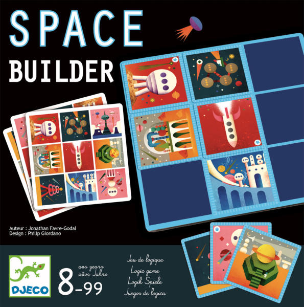 Joc de logica Space builder 0