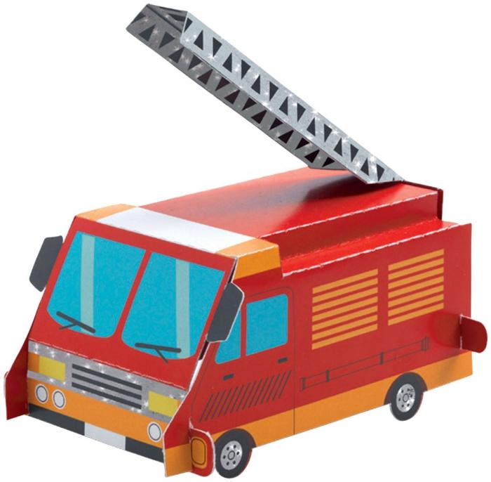 Atelier origami Vehicule 1