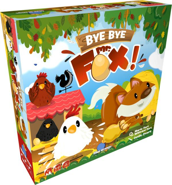 BYE BYE MR. FOX - Joc de cooperare 0