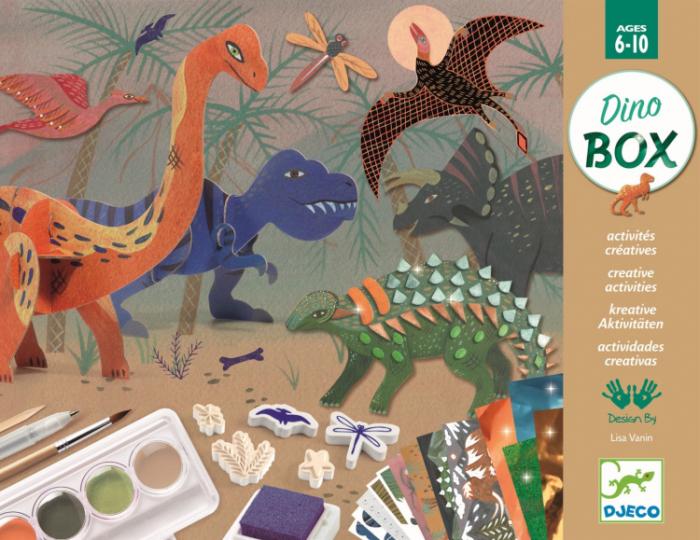 Atelier creativ Lumea dinozaurilor [0]