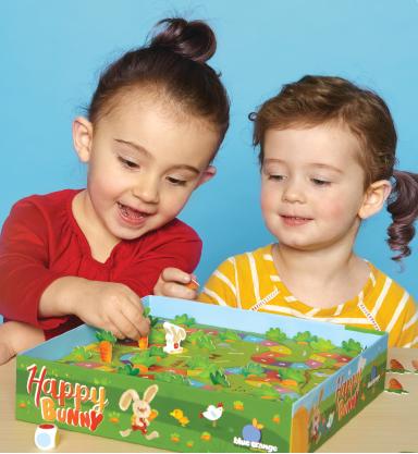 Happy Bunny - Joc de cooperare 2