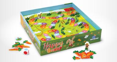 Happy Bunny - Joc de cooperare 1