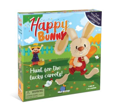 Happy Bunny - Joc de cooperare 0