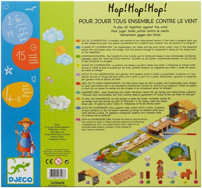 Hop! Hop! Hop! - Joc de cooperare [3]