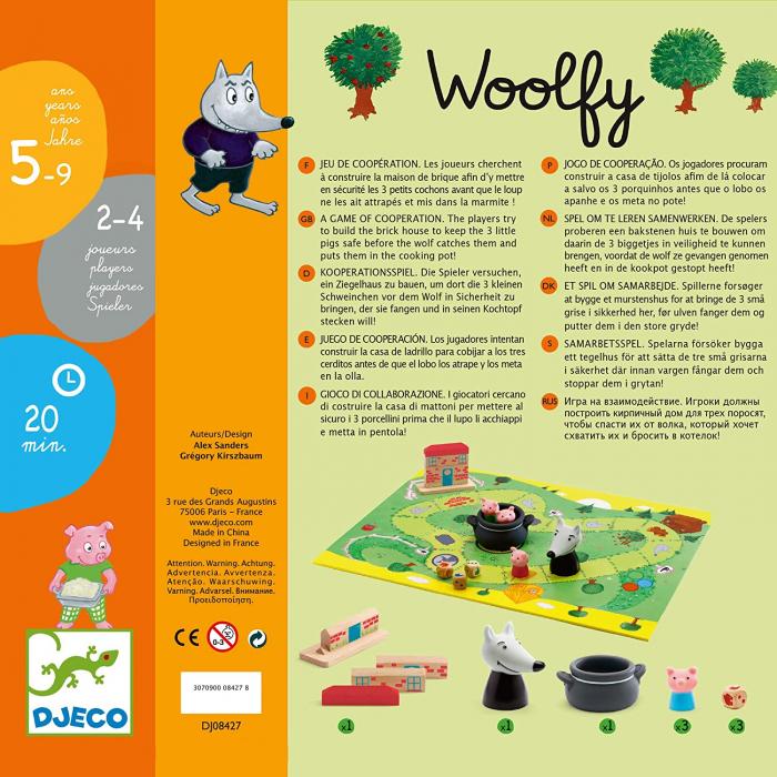 Woolfy - Joc de cooperare 4