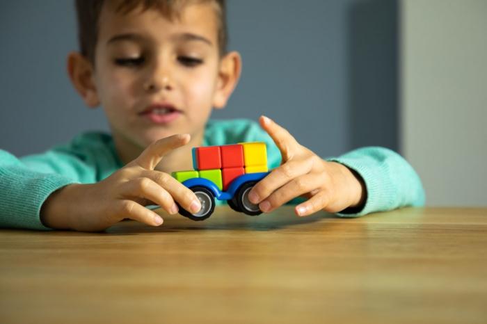 Smart Car Mini - Joc de logică 6