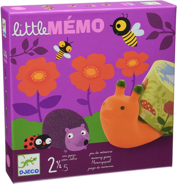 Little Memo - Joc de memorie 0
