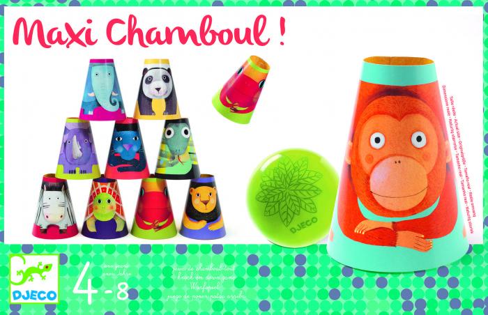 Maxi Chamboul - Joc de indemanare 0