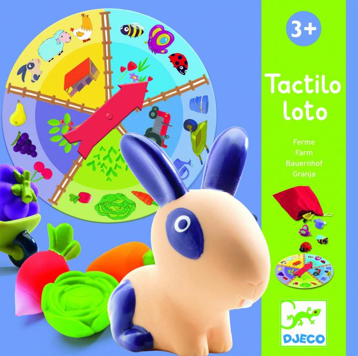 Ferma Tactilo Loto - Joc de familie 0