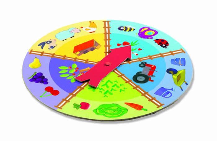 Ferma Tactilo Loto - Joc de familie 3