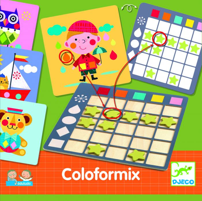 Coloformix - Joc de logică 0
