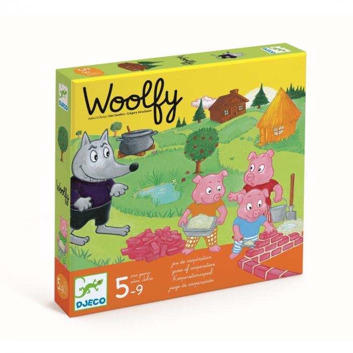 Woolfy - Joc de cooperare 0