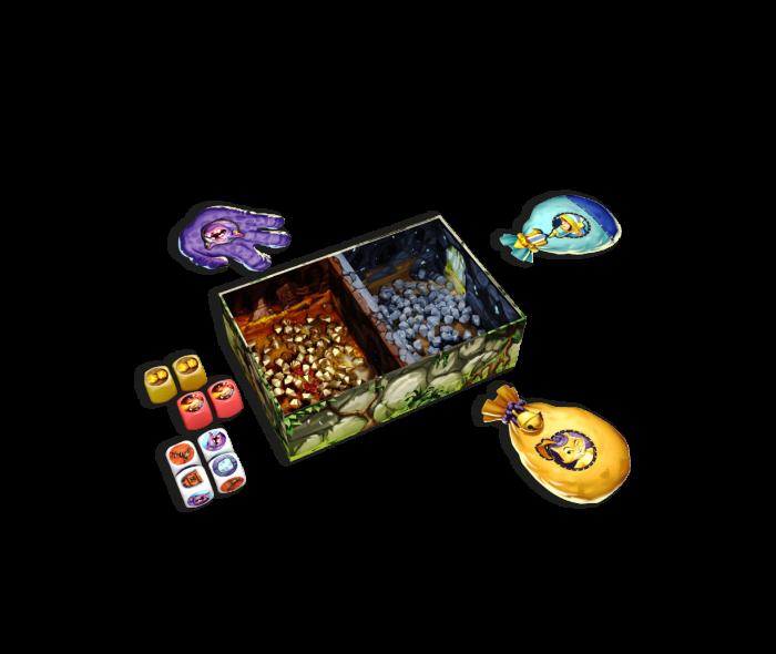 Troll & Dragon - Joc de cooperare 1