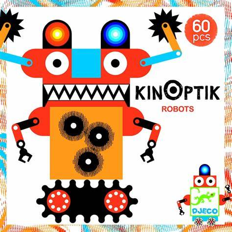 Kinoptik Roboti - Joc educativ 0