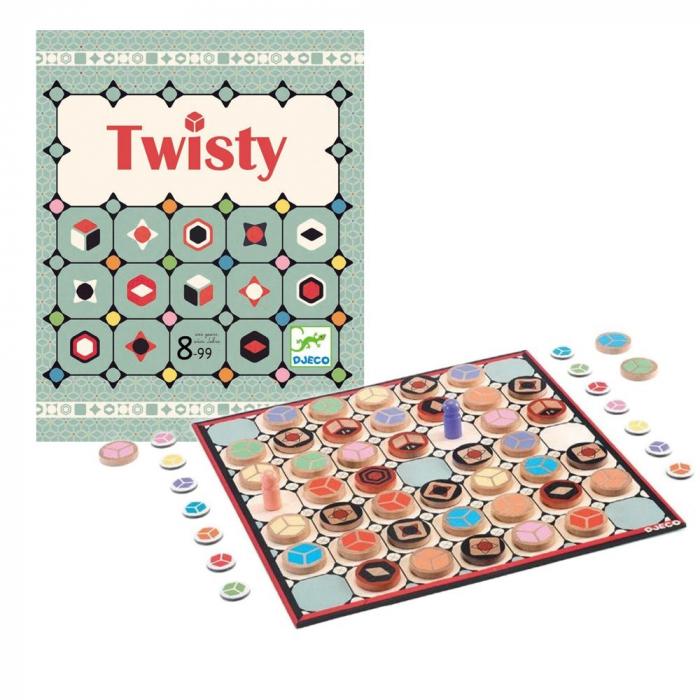 Joc de strategie Twisty 2