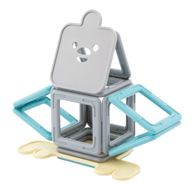 Animale - set magnetic de construit 1