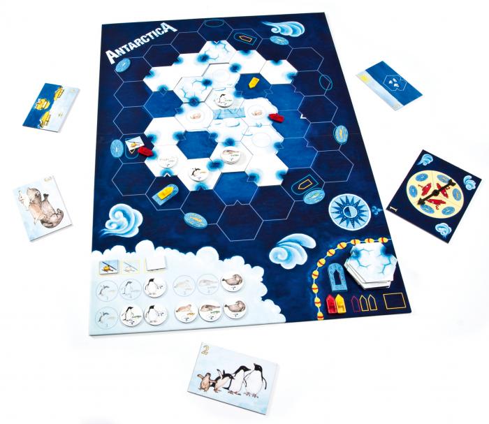 Joc de cooperare Antarctica 1