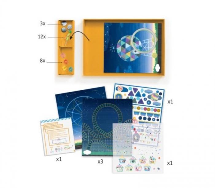 Atelier Arta, Stiinta si Tehnologie Lumini si distractie 1