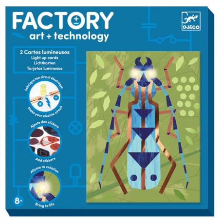 Atelier Arta, Stiinta si Tehnologie Insectarium 0