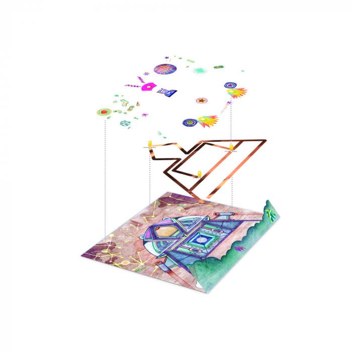 Atelier Arta, Stiinta si Tehnologie Odisee [3]