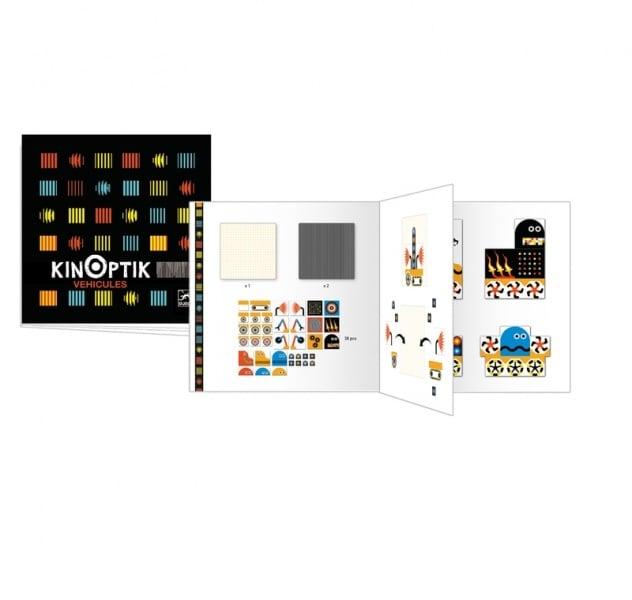 Kinoptik Vehicule - Joc educativ 3