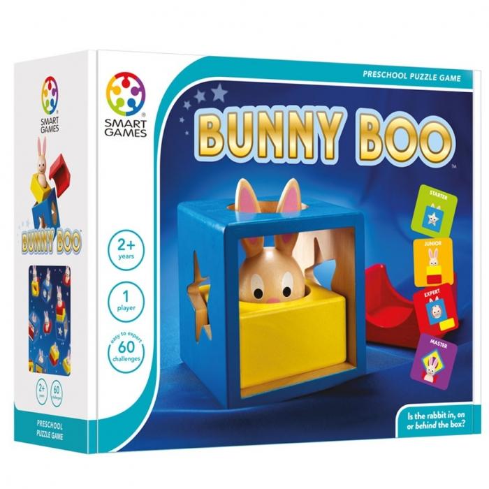 Bunny Boo - Joc de logică [0]