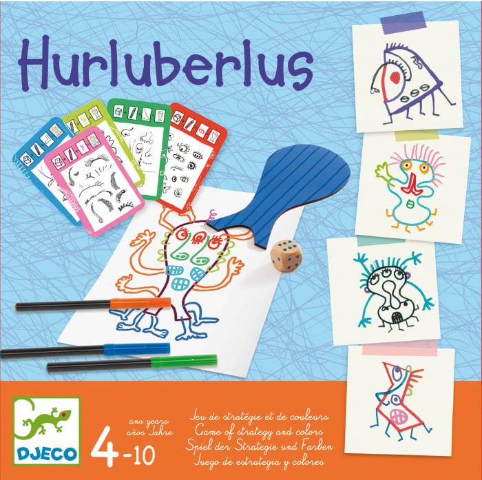 Hurluberlus - Joc creativ 1