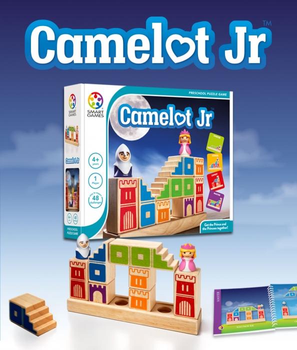 Camelot Jr. - Joc de logică 1