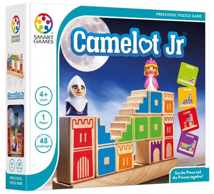Camelot Jr. - Joc de logică 0