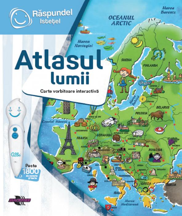 Carte Interactiva Atlasul Lumii [0]
