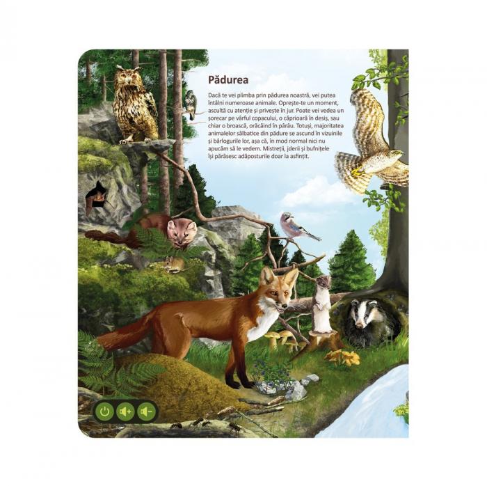 Carte Interactiva Lumea Animalelor [1]
