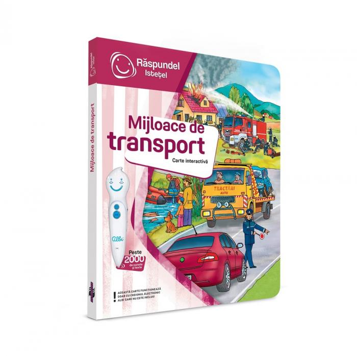 Carte Interactiva Mijloace de Transport [0]