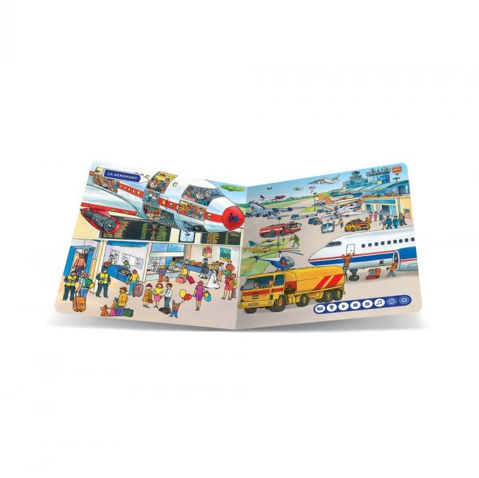 Carte Interactiva Mijloace de Transport [1]