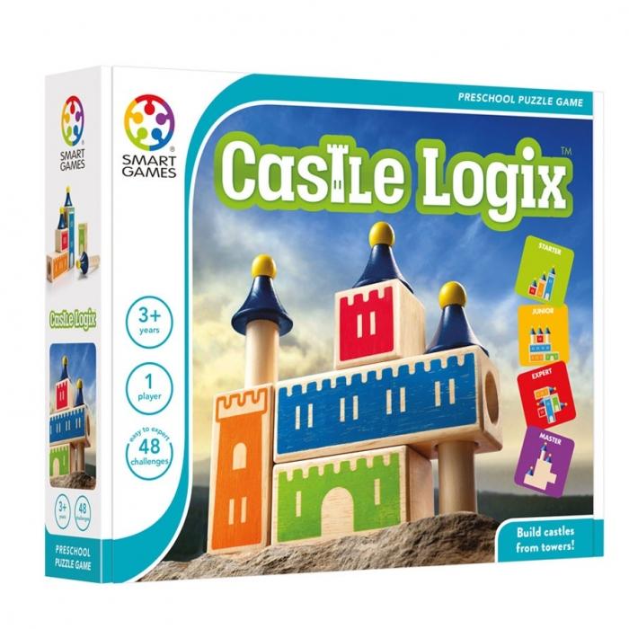 Castle Logix - Joc de logică 0