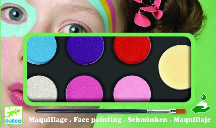 Culori make-up non alergice Pastel 0