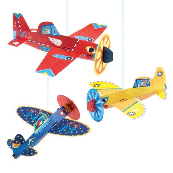 Decoratii mobile - Avioane [1]