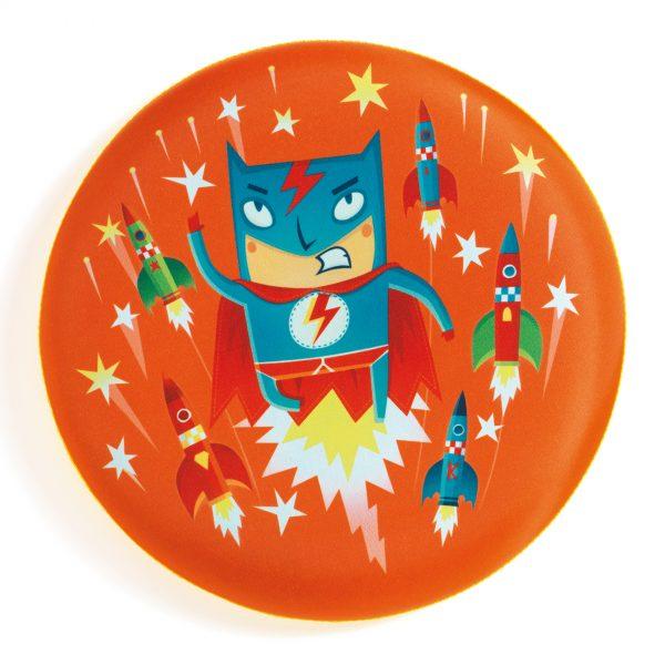 Disc frisbee - erou in zbor [1]