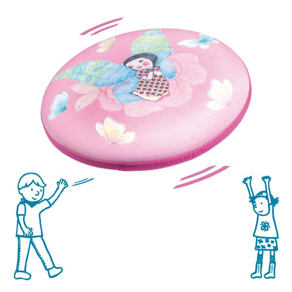 Disc frisbee - zborul zanei [2]